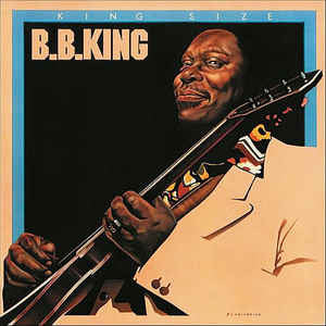 B.B. King - King Size (LP, Album)