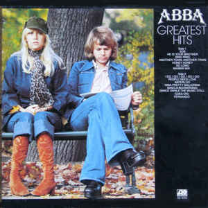 ABBA - Greatest Hits (LP, Comp, Gat)