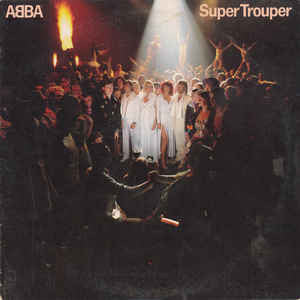 ABBA - Super Trouper (LP, Album)
