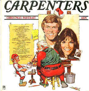 Carpenters - Christmas Portrait (LP, Album)
