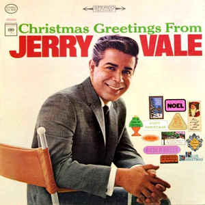 Jerry Vale - Christmas Greetings From Jerry Vale (LP, Album, Mono)