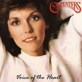 Carpenters - Voice Of The Heart (LP, Album)
