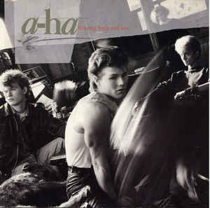 A-ha ‎– Hunting High And Low (LP, Album)