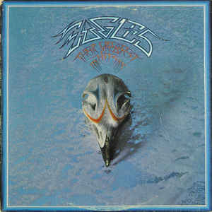 Eagles ‎– Their Greatest Hits 1971-1975 (LP, Album)