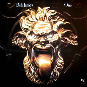 Bob James ‎– One (LP, Album)