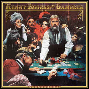 Kenny Rogers - The Gambler (LP, Album)