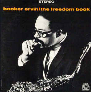 Booker Ervin - The Freedom Book (CD, Album, RE, RM)