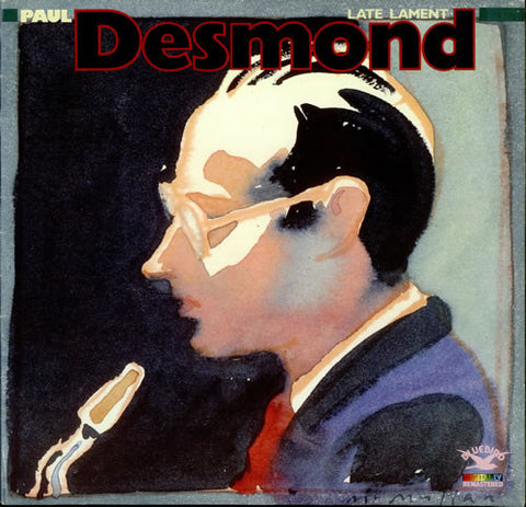 Paul Desmond - Late Lament (LP, Album)