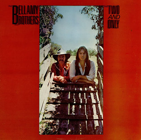 Bellamy Brothers - The Two And Only (LP, Album)
