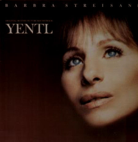 Barbra Streisand - Yentl - Original Motion Picture Soundtrack (LP, Album)