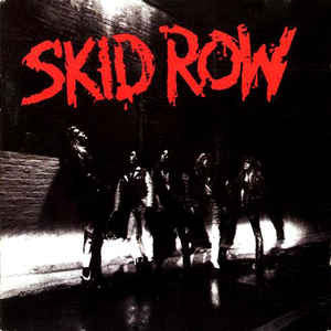 Skid Row - Skid Row (LP, Album)