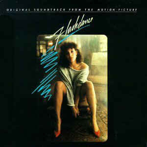 Various ‎– Flashdance - Original Soundtrack From The Motion Picture