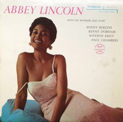 Abbey Lincoln With The Riverside Jazz Stars - That's Him (LP, Album, RE)