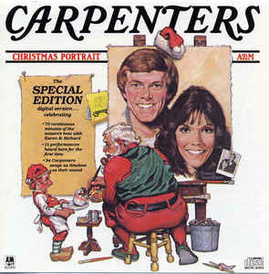 Carpenters - Christmas Portrait (CD, Album)