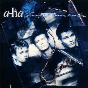 A-ha - Stay On These Roads (LP, Album)
