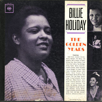 Billie Holiday - The Golden Years (3xLP, Comp)