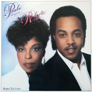 Peabo Bryson & Roberta Flack - Born To Love (LP, Album)