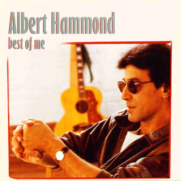 Albert Hammond - Best Of Me (LP, Album)