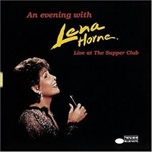 An Evening With Lena Horne- Live At The Supper Club Live Lena Horne (CD , ALBUM)