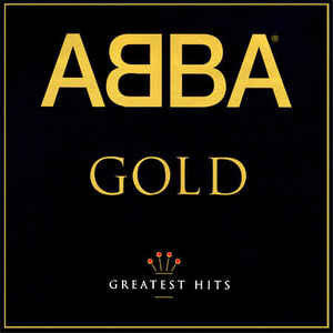 ABBA - Gold (Greatest Hits) (2xLP, Comp, RM)
