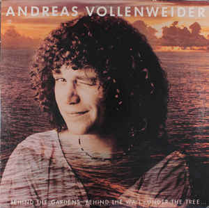 Andreas Vollenweider - ... Behind The Gardens - Behind The Wall - Under The Tree (LP, Album)