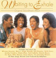 Various - Waiting To Exhale - Original Soundtrack Album (2xLP, Album)