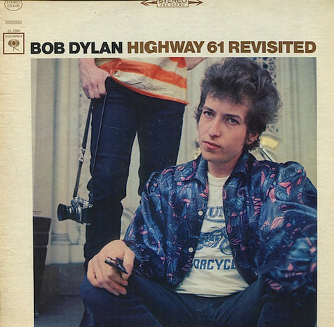Bob Dylan - Highway 61 Revisited (LP, Album)
