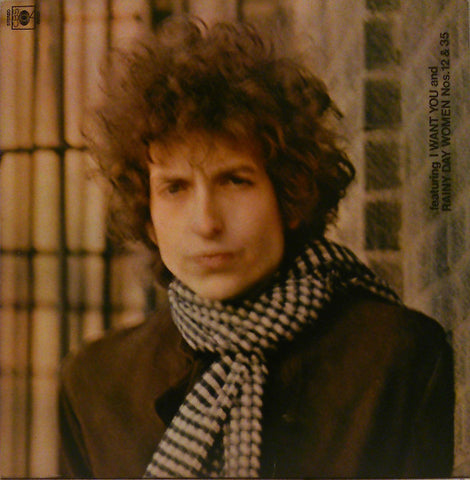 Bob Dylan - Blonde On Blonde (2xLP, Album, RE, Gat)