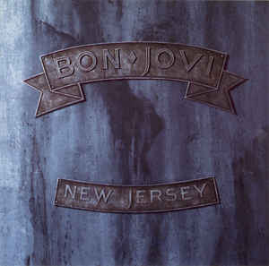 Bon Jovi - New Jersey (LP, Album)
