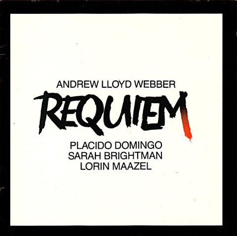 Andrew Lloyd Webber - Requiem (CD, Album)