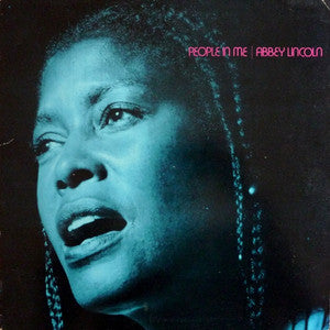Abbey Lincoln - People In Me (LP, Album, Gat)
