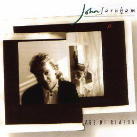 John Farnham - Age Of Reason (LP, Album)