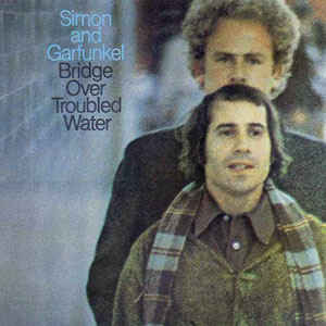 Simon And Garfunkel - Bridge Over Troubled Water (LP, Album)