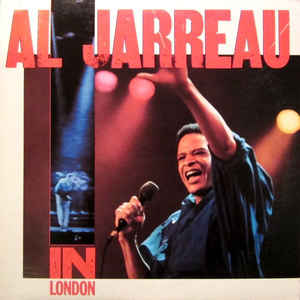 Al Jarreau - In London (LP, Album)