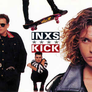 INXS - Kick (CD, Album)