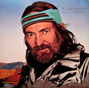 Willie Nelson ‎– Always On My Mind (LP, Album)