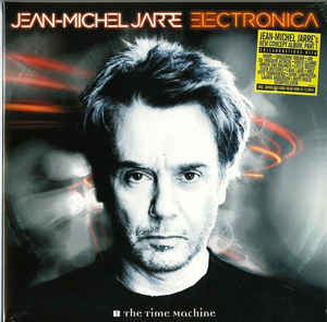 Jean-Michel Jarre - Electronica 1: The Time Machine (2xLP, Album)