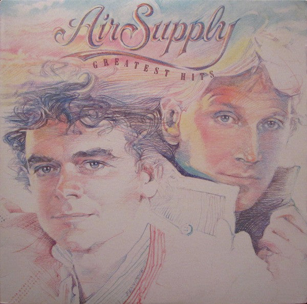 Air Supply - Greatest Hits (LP, Comp)