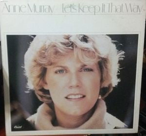 Anne Murray - Let's Keep It That Way (LP, Album, RE)