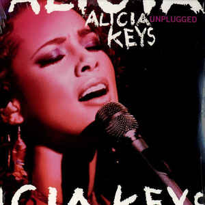 Alicia Keys - Unplugged (2xLP, Album)
