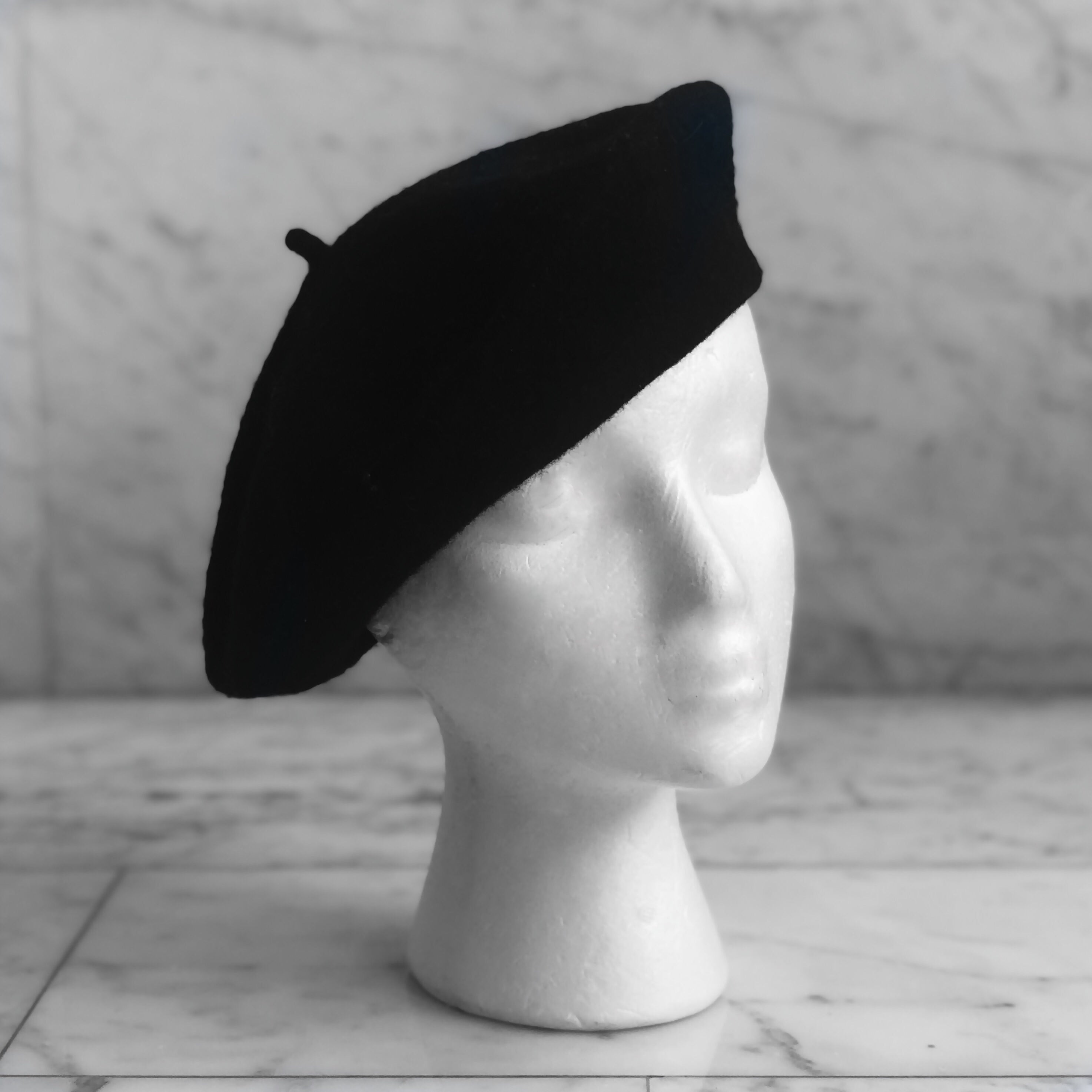 Beret Hat (8 colors)