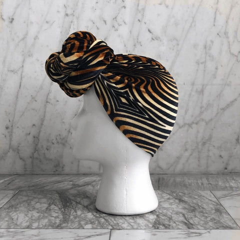 Velvet Headwrap (10 COLORS)
