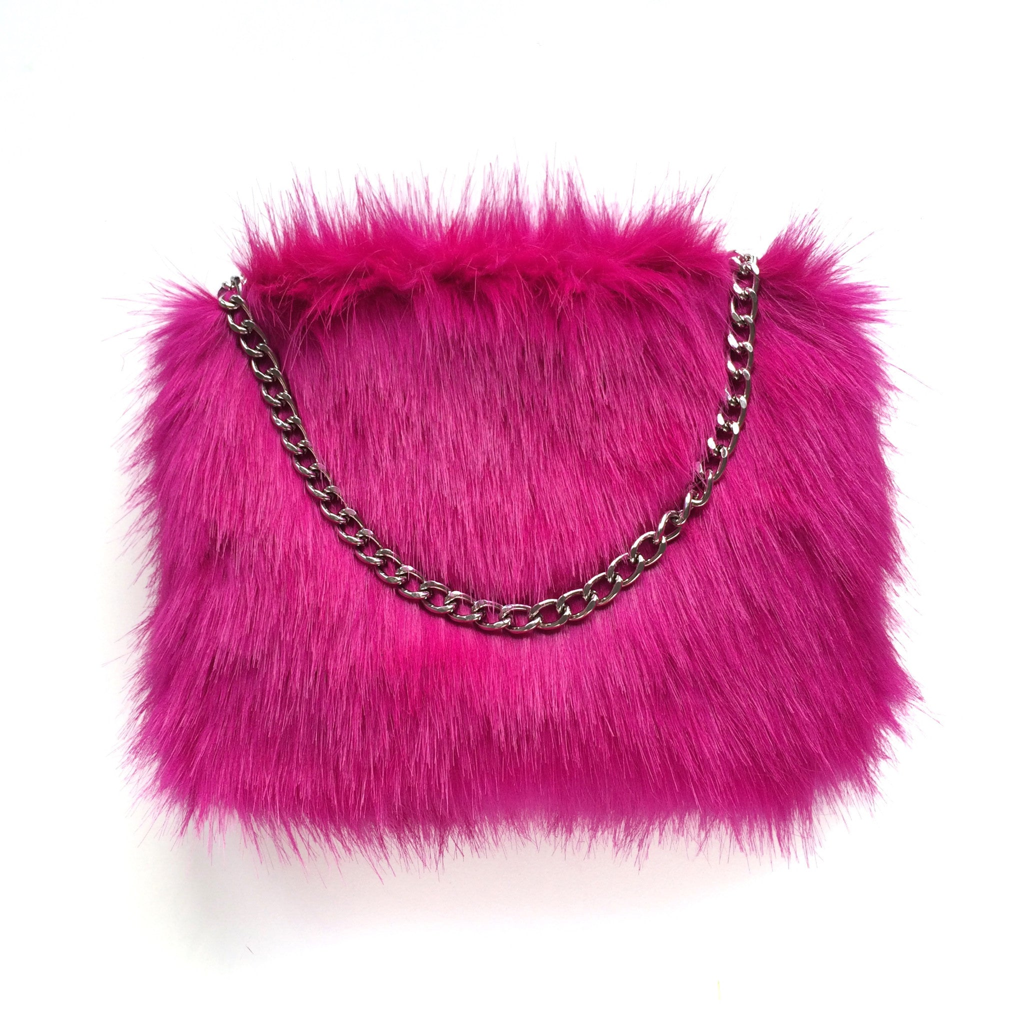 LAST CHANCE FUCHSIA PURSE