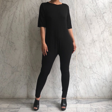 Leo Jumper Black
