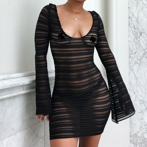 Black Miami Dress