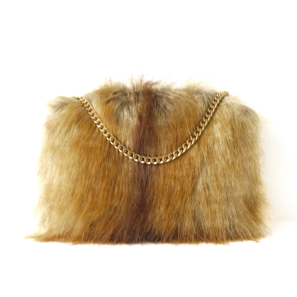 LAST CHANCE WILD THINGS CAMEL MINI BAG