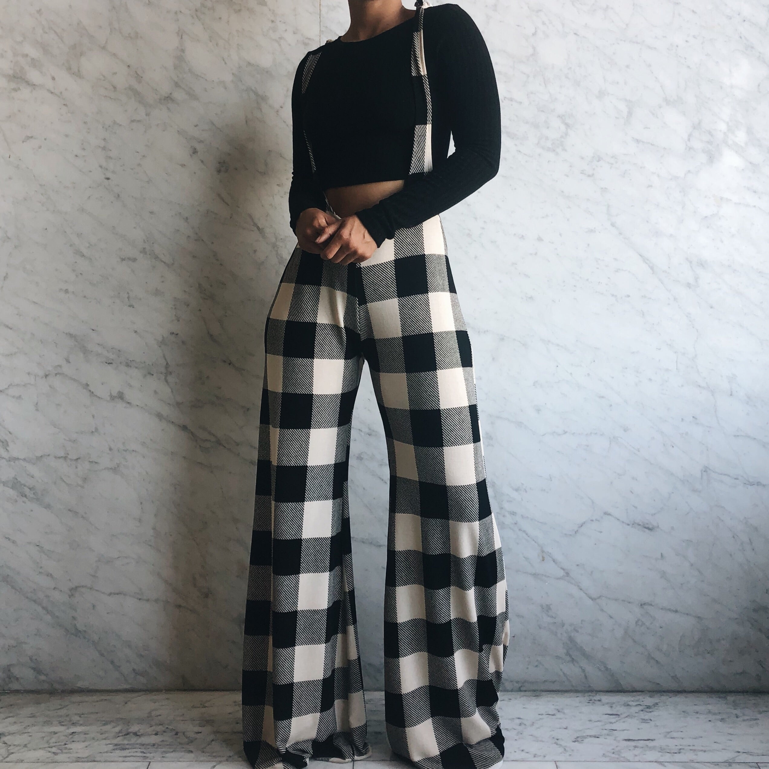 Louvre Jumper Set