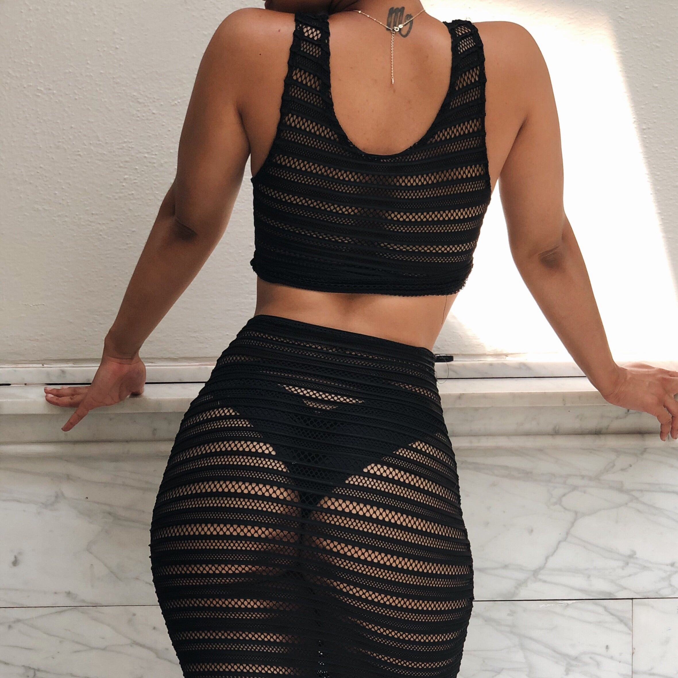 Black Miami Set