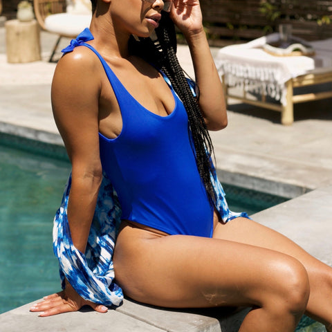 Charlie Swimsuit Royal
