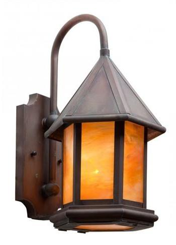 Canterbury Porch Lantern